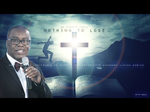 Abundant Living Evangelistic Series featuring Dr. Oswald Euell -