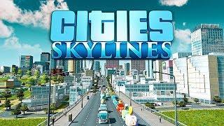 Смотреть видео Будущий мэр Москвы Cities: Skylines Ситилес Скайлинес онлайн