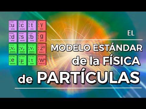 Resultado de imagen de El Modelo estandar de la física de partículas