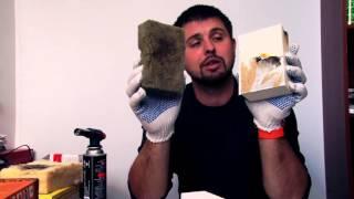 видео Пенополистирол или минеральная вата?