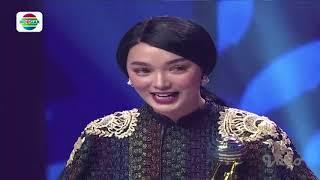 IDA 2017 : Penampilan Kostum Dangdut Terbaik - Zaskia Gotik