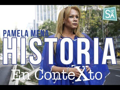 Pamela Mena Transgénero – Historias en ConteXto