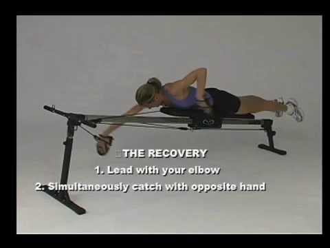 Improving The High Elbow Catch In The Freestyle Stroke With The Vasa Trainer