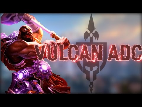 VULCAN ADC: FOR MY BOY - Incon - Smite