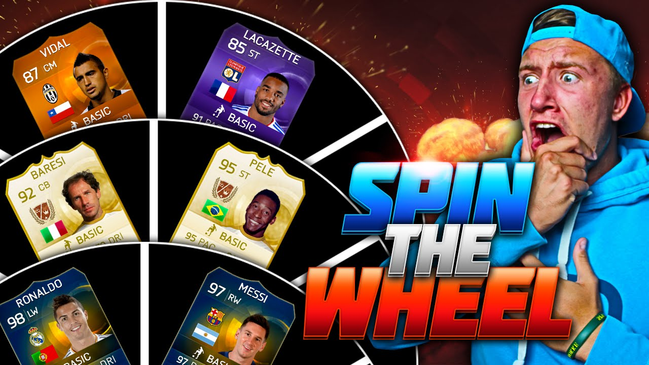 new fifa 16 game mode omfg free coins fifa 16 spin the wheel youtube. Black Bedroom Furniture Sets. Home Design Ideas