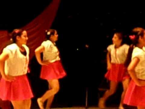 Kinloch Park Middle School Dance Recital, May, 2011