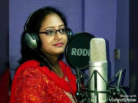 Moner Ayna....Folk Song...By Sampa Sarkar
