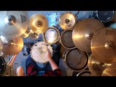The Great Plains - Scale the Summit Drum Cover