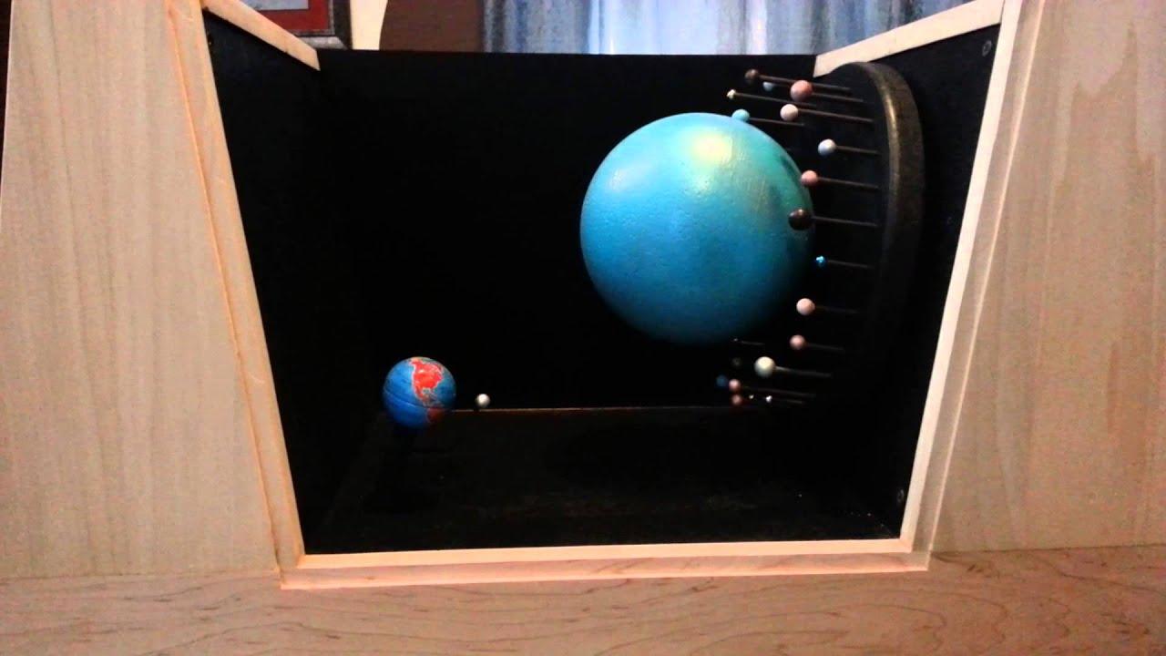 Make A Model Of Planet Uranus - WhoZWho Live