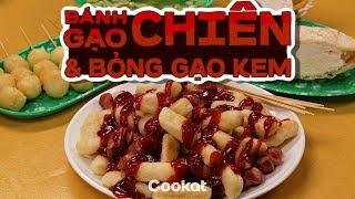 [Cookat Việt Nam] Bánh Gạo Chiên & Bỏng Gạo Kem