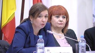 Зорница Русинова - изказване в Стара Загора