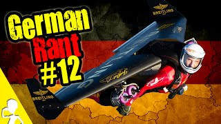 Self Driving Cars, Googles Project Loon & Jet Men | German Rant #12 | Get Germanized
