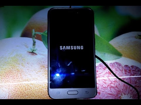Телефон Samsung Galaxy J1 Gold