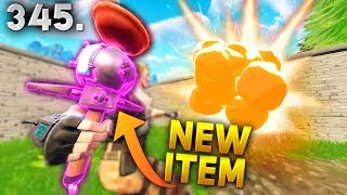 CRAZY NEW ITEM..!! Fortnite Daily Best Moments Ep.345 (Fortnite Battle Royale Funny Moments)