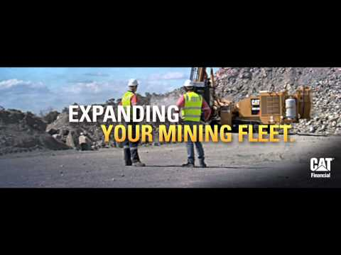 Cat® Financial for Mining