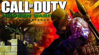 C.O.D MW Remastered Gun Game PS4*