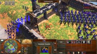 Age of Empires III - Colloseum - Das große Match - Part 1 [Deutsch/HD]
