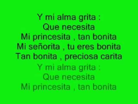 Mi Señorita - Matt Hunter (Lyrics)
