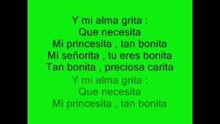 Mi Señorita - Matt Hunter (Lyrics)