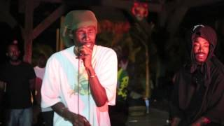 I GRADE DUB in the Fishmarket I, part 4 of 4 - Midnite, Pressure & Ancient King