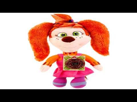 Видео обзор Мягкая игрушка Барбоскины Лиза 23 см, озвучена