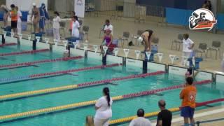 ΕΑΟΜ-ΑμεΑ - Π.Π. Κολύμβησησης  2017 - Μεταξά Μαριάτου Μελίνα - 50m Πεταλούδα S5 - 1-7-2017