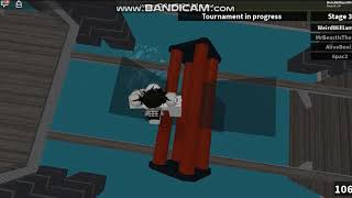 Roblox Ninja Warrior by Limit Breaking Games Stage 3 Complete