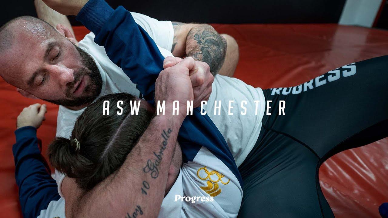 ASW - Manchester - Progress JiuJitsu