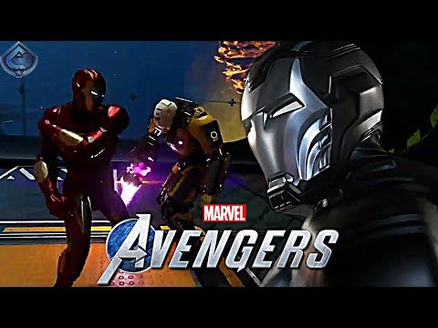 Marvel's Avengers Game - NEW Iron Man Gameplay!