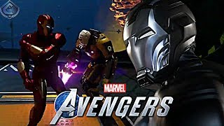 Marvel's Avengers Game - NEW Iron Man Gameplay!