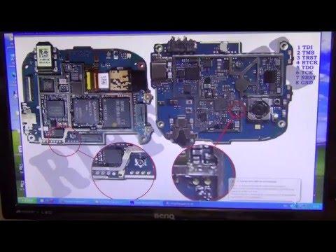 HTC Desire V (T328w Dual SIM) не включается. Диагностика и ремонт. ;)