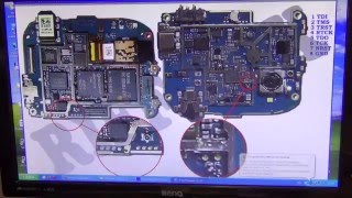 HTC Desire V (T328w Dual SIM) не включается. Диагностика и ремонт. ;)(В данном видео рассмотрим