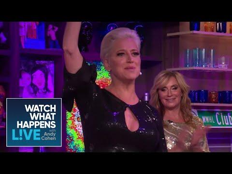 Dorinda Medley Wins Real Housewives Award!   RHONY   WWHL
