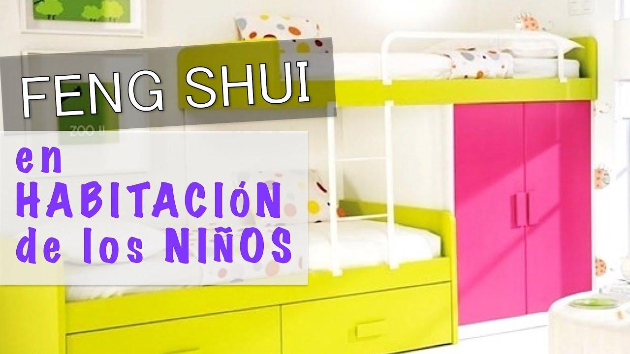 Feng shui para ni os en habitaciones y cuarto energia - Feng shui habitacion ...