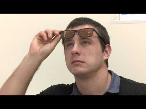 Разгрузочные очки для компьютера