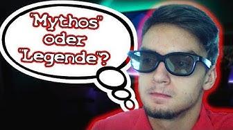 Was ist ein MYTHOS und was eine LEGENDE?   Erklärfilm feat. Chrissy-chan