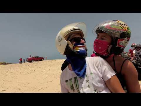 Kapverdy Boa Vista travel video