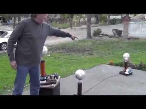 Tesla Radiant Charging