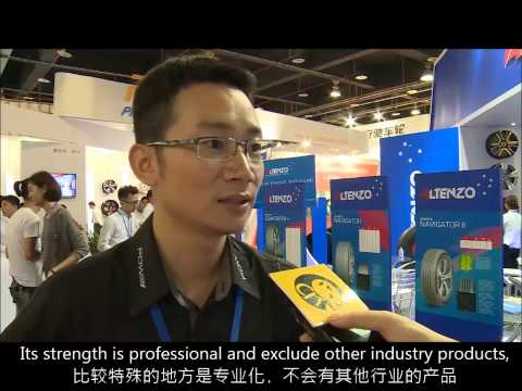 Tire Import Export Trading Expo CITEXPO Shanghai