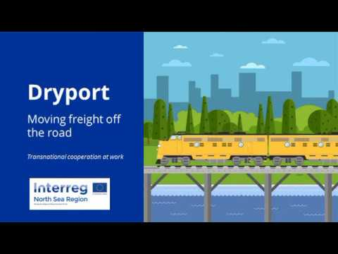 Dryport: Moving freight off the road