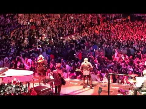 Bruce Springsteen - Hungry Heart (Live) - Washington DC - 29.01.2016 - Verizon Center