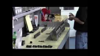 Mullins IMCA SportMod Engine Build Video