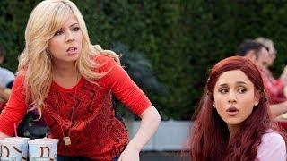 Sam & Cat Drama! Ariana y Jennette Pelean Por Dinero!
