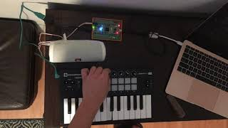 STM32 Discovery Kit - FM Synth Demo