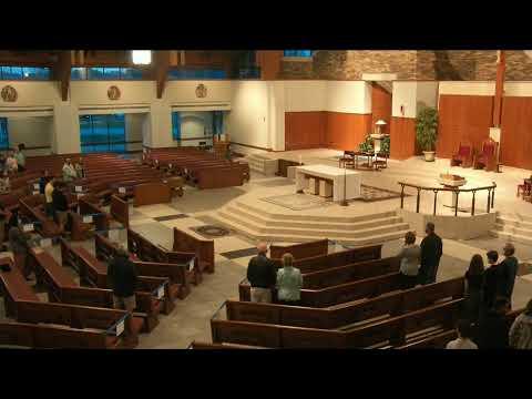 Saturday Vigil Mass 5:30pm