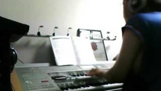 むかしのエレクトーンレパートリー6、Vol2の楽譜を基に弾いてみました...