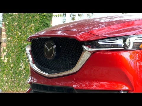 ⚫ Epic Journey w/NEW Mazda CX5 Grand Touring AWD | In Depth Review