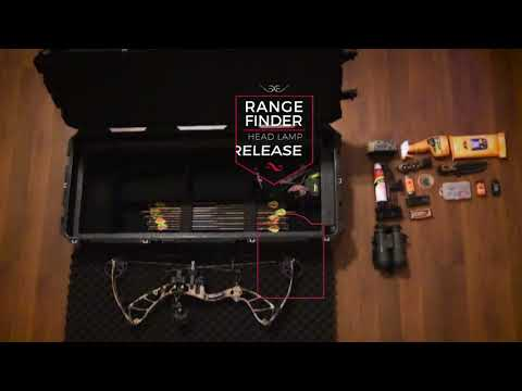 SKB Cases - What do you pack in your bow or gun case?
