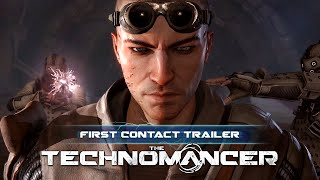 THE TECHNOMANCER: FIRST CONTACT TRAILER