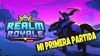 Vídeo Realm Royale